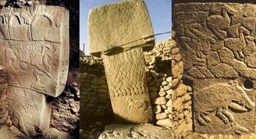 Le incisioni sulle colonne di Gobekli Tepe