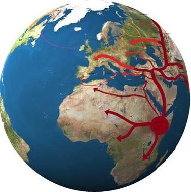 Il viaggio dell'Homo sapiens