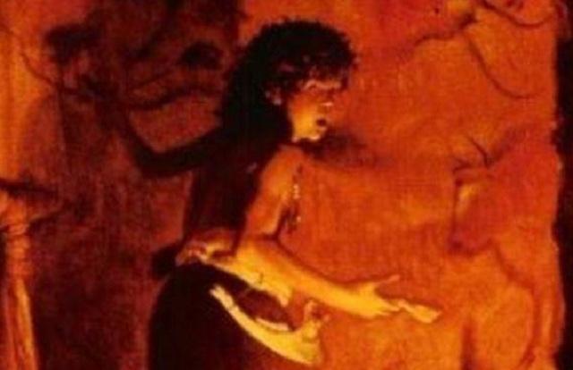 Bambini, donne, artisti drogati sono ritenuti i possibili autori delle pitture rupestri