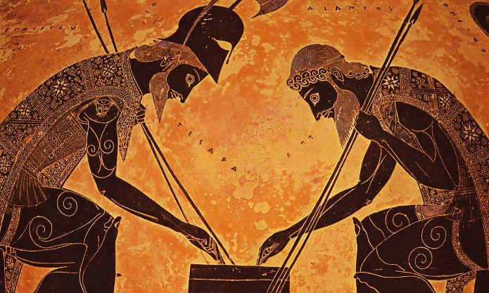 Achille e Aiace