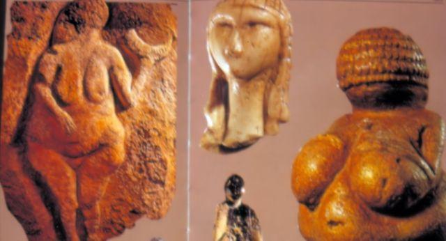 La cultura delle veneri è esplosa nel Gravettiano, ma esistono anche testimonianze precedenti