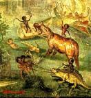 Raffigurazione di Pompei