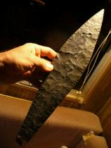 Punta pre-Clovis a forma di foglia di lauro