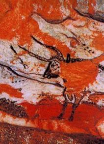 Il Toro e le Pleiadi a Lascaux