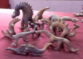 Le statuette di Acambaro