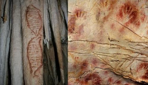 Le foche di Nerja e le mani di El Castillo sono le raffigurazioni più antiche ritrovate sino a oggi in Europa